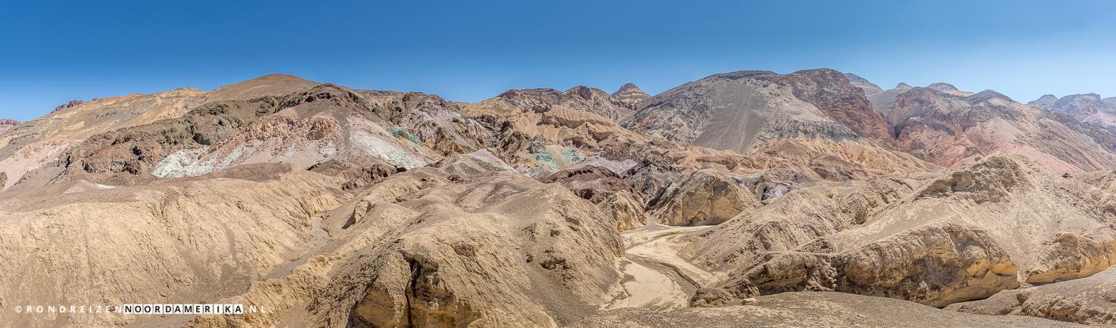 Artist's Pallet in Death Valley