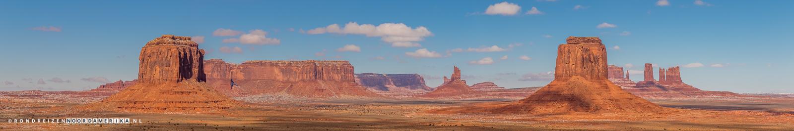 Artist's Point Monument Valley