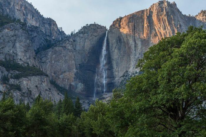 Yosemite Waterval