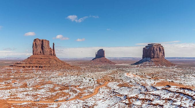 Monument Valley Arizona Amerika