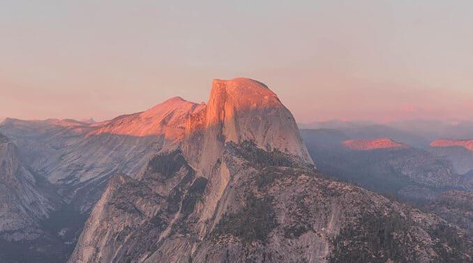 Yosemite Amerika