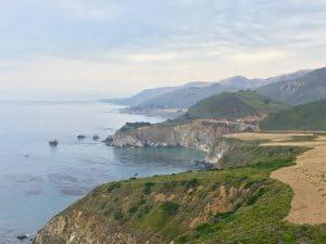 Highway 1 kustweg Californië