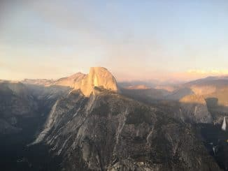 Half Dome Yosemite Glacier Point