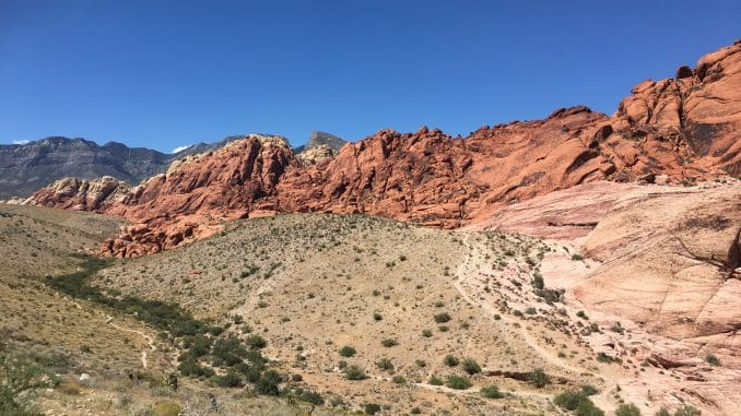 Red Rock Canyon (NV) Las Vegas