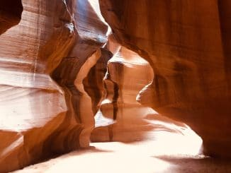 Antelope Canyon Upper Canyon