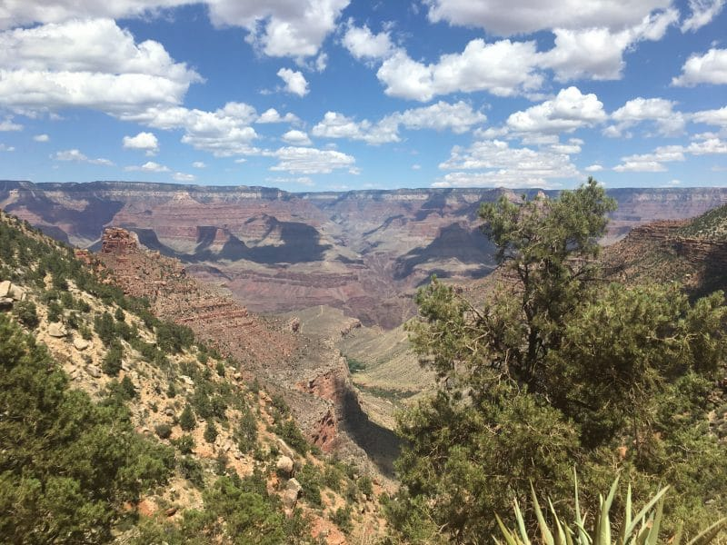 Grand Canyon: Bright Angel Trail