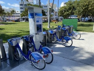 Miami Beach Citi Bike