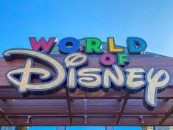 Orlando World of Disney
