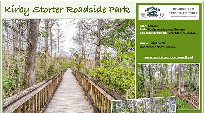 Kirby Storter Roadside Park