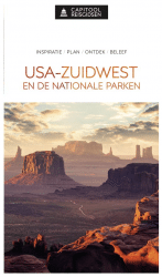 Nationale Parken Amerika Boek