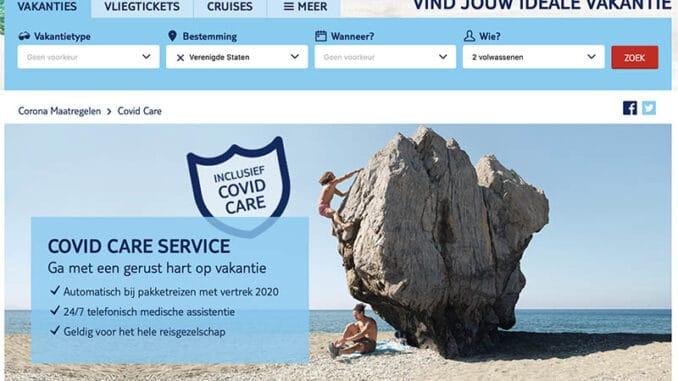 TUI Covid Care Service