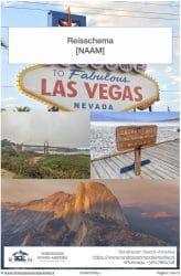 Reisschema Californië & Las Vegas 2 weken