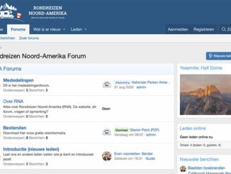 Rondreizen-Noord-Amerika Forum