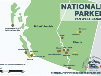 Nationale Parken West-Canada