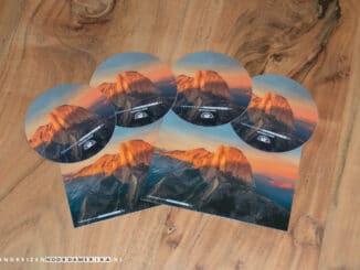 Ansichtkaart Half Dome